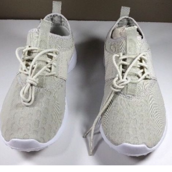 more photos c5906 64241 NEW Nike Womens Juvenate Light Bone Athletic Shoe